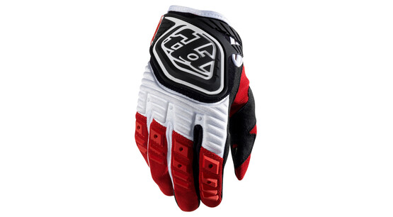 Troy Lee Designs GP Glove red black